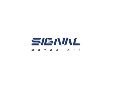SIGNAL-motor oil