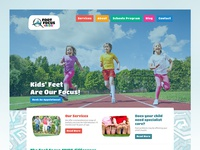 Foot Focus 4Kids Website
