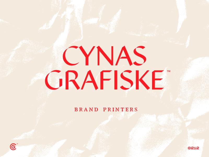 Cynas Grafiske™