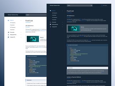 Technical Documentation Web Concept faq tutorial product design company website design website web design web app platform data coporate application business development pwa dashboad guides ux interface ui
