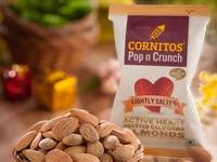 CORNITOS NACHOS CRISPS PACKAGING AND BRANDING