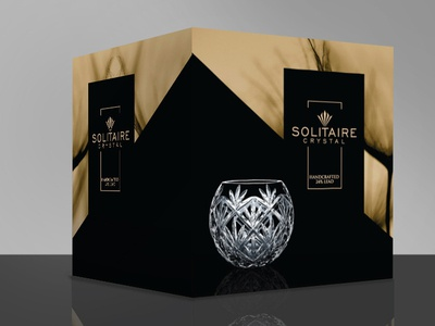 Laopala Diva Solitaire Crystal Box Design packagingagency packagingdesign productdesign creativedesign