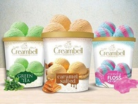 creambell design