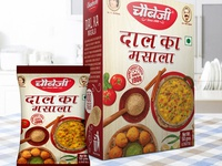 Chaubejee Spices Daal Masala Packaging