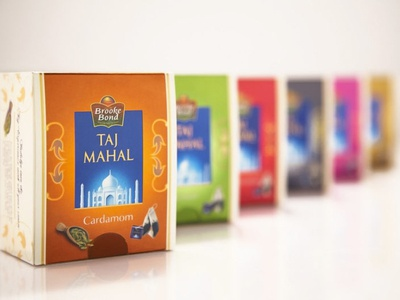 Beautiful Inspiring Tea Packaging Design