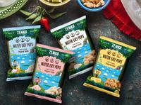 zenko snacks packaging design