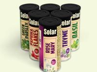 solar herbs spices