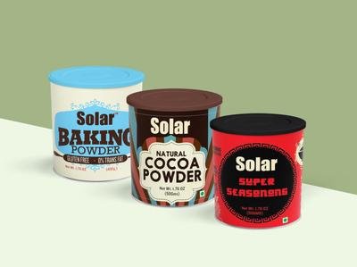 solar seasonings baking powder