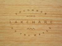 Lakeware Logo