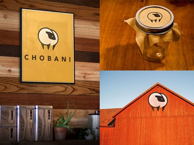 Chobani Materials