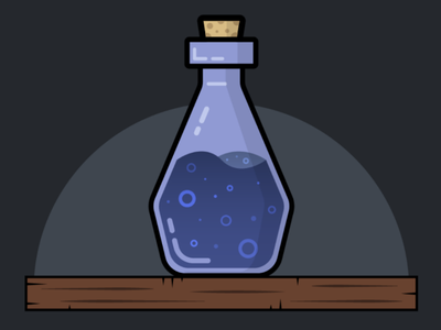 Pick your poison! halloween adobe illustrator