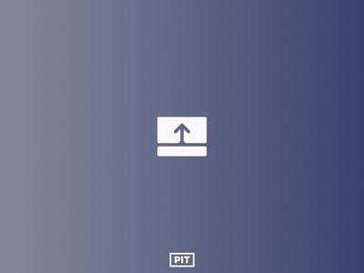 Push Ups Logo Concept