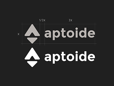 Logo for downloading apps app