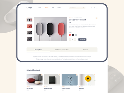 E-Commerce / Product Details Page shop app eccomerce app app design product detail product details portfolio design portfolio interaction interface uiuxdesign ui web design product page product product design shopping app ecommerce design ecommerce