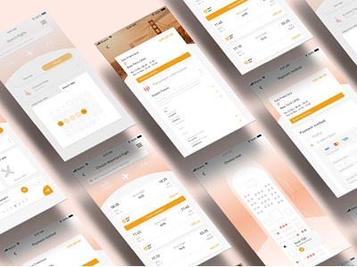 App design for Ace Air
