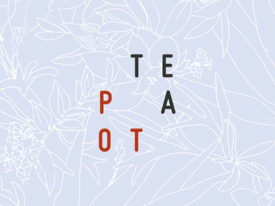 TEAPOT logo and illustration