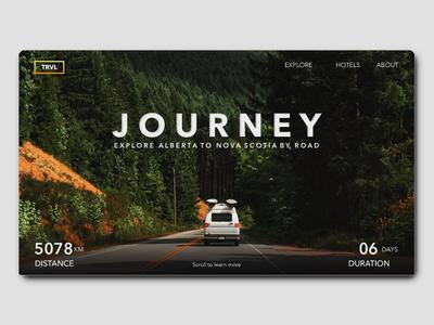 Road trip design