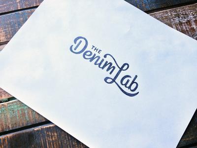 The Denim Lab Sketch
