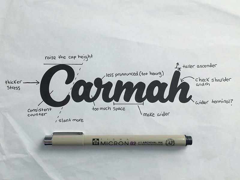 Carmahsketch dribbble