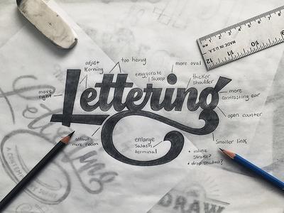 Lettering sketch by colin tierney dribbble lettering sketch altavistaventures Image collections