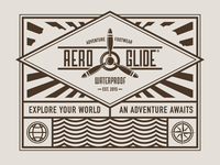 Aeroglide Inbox Card