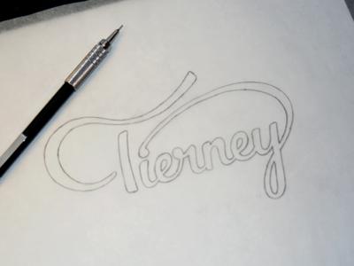 Tierney sketch