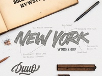 New York Workshop