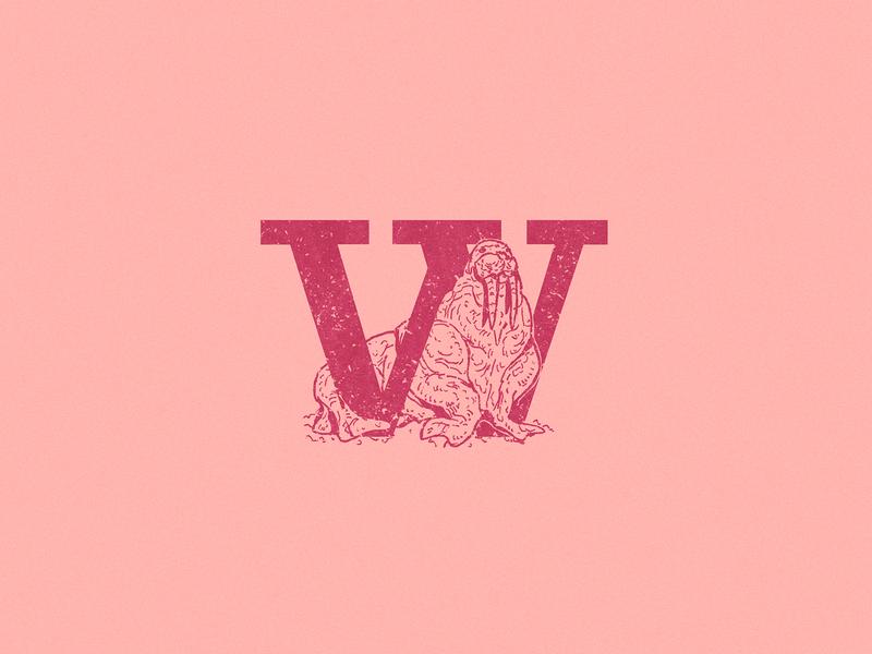 W: Walrus.