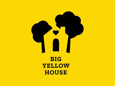 Big Yellow House Logo
