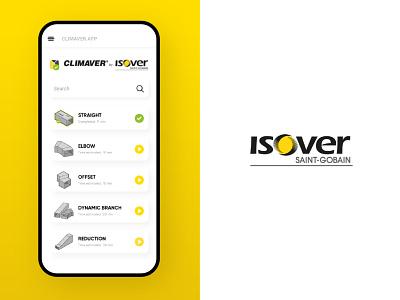 ⚙️ Climaver App' 🏗️ tutorial b2b mobile ux building uxdesign mobile design mobile ui mobile app