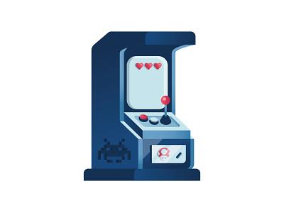 🐻❄️Southside Interactive 🎰 game design retrogaming retro game gamer illustration art vector illustration illustrator
