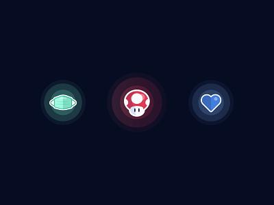 🕹️Happy New Year 2021 🧨 2021 badgedesign icon design iconography iconset icon videogame animation arcade game arcade gaming vintage
