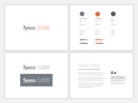 Sysco LABS Branding