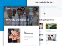 Diversity and Inclusion Page