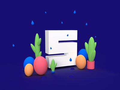 Happy easter easter eggs egg spring graphicdesign 3d modeling 3d easter