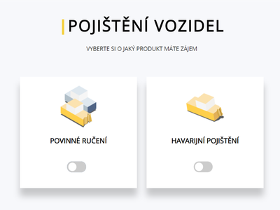 Insurance minimalistic website interactive isometry minimalistic website