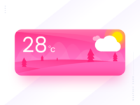 Weather Card #06