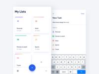 ToDo - Mobile App