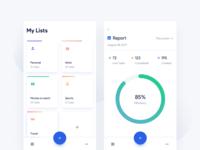 Tasks - Report