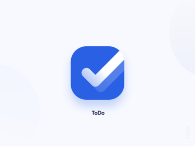 ToDo - App Icon
