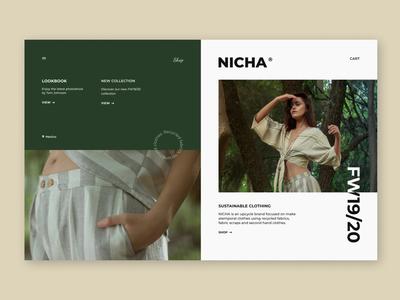 Nicha | Sustainable clothing