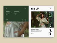 Nicha   Sustainable clothing