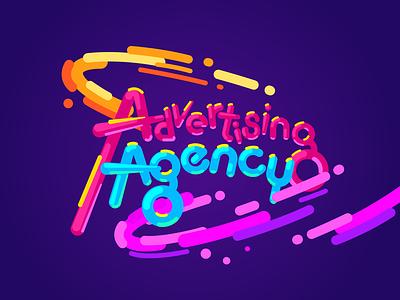Advertising Agency typogaphy ui branding agency marketing artists design art illustrator illustration art artist illustration advertising agency