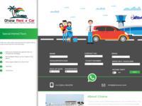 Ghana Web Page