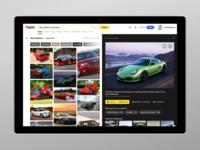Yandex.Images Concept