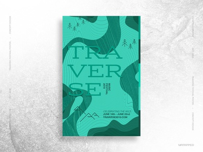 WIP Traverse Outdoor Music Poster