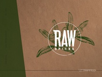 Raw Logo Concept - V2