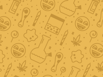 Cannabis Pattern Draft