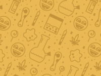 Cannabis Pattern Draft