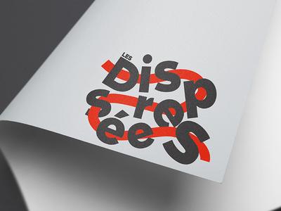 BRAND - LOGO typography illustrator photoshop print work brand design branding visual  identity visual art brand and identity logotyp graphic design logo graphic design graphisme design graphic logo brand